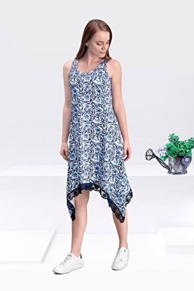 Arnetta Arnetta Alaçatı Krem Kadın Gündelik Elbise Krem